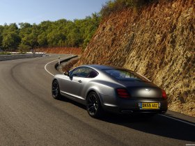 Ver foto 4 de Bentley Continental-GT Supersports 2009