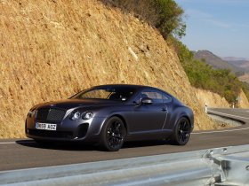 Ver foto 2 de Bentley Continental-GT Supersports 2009