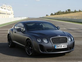 Ver foto 1 de Bentley Continental-GT Supersports 2009