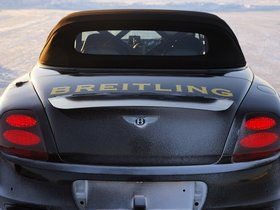 Ver foto 6 de Bentley Continental-GT Supersports Convertible Ice Record Car 2011