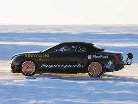 Ver foto 5 de Bentley Continental-GT Supersports Convertible Ice Record Car 2011