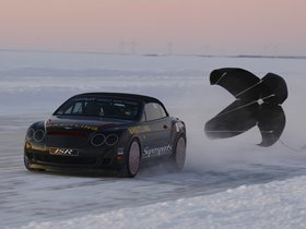 Ver foto 3 de Bentley Continental-GT Supersports Convertible Ice Record Car 2011