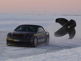 Ver foto 3 de Bentley Continental-GT Supersports Convertible Ice Record Car 2011