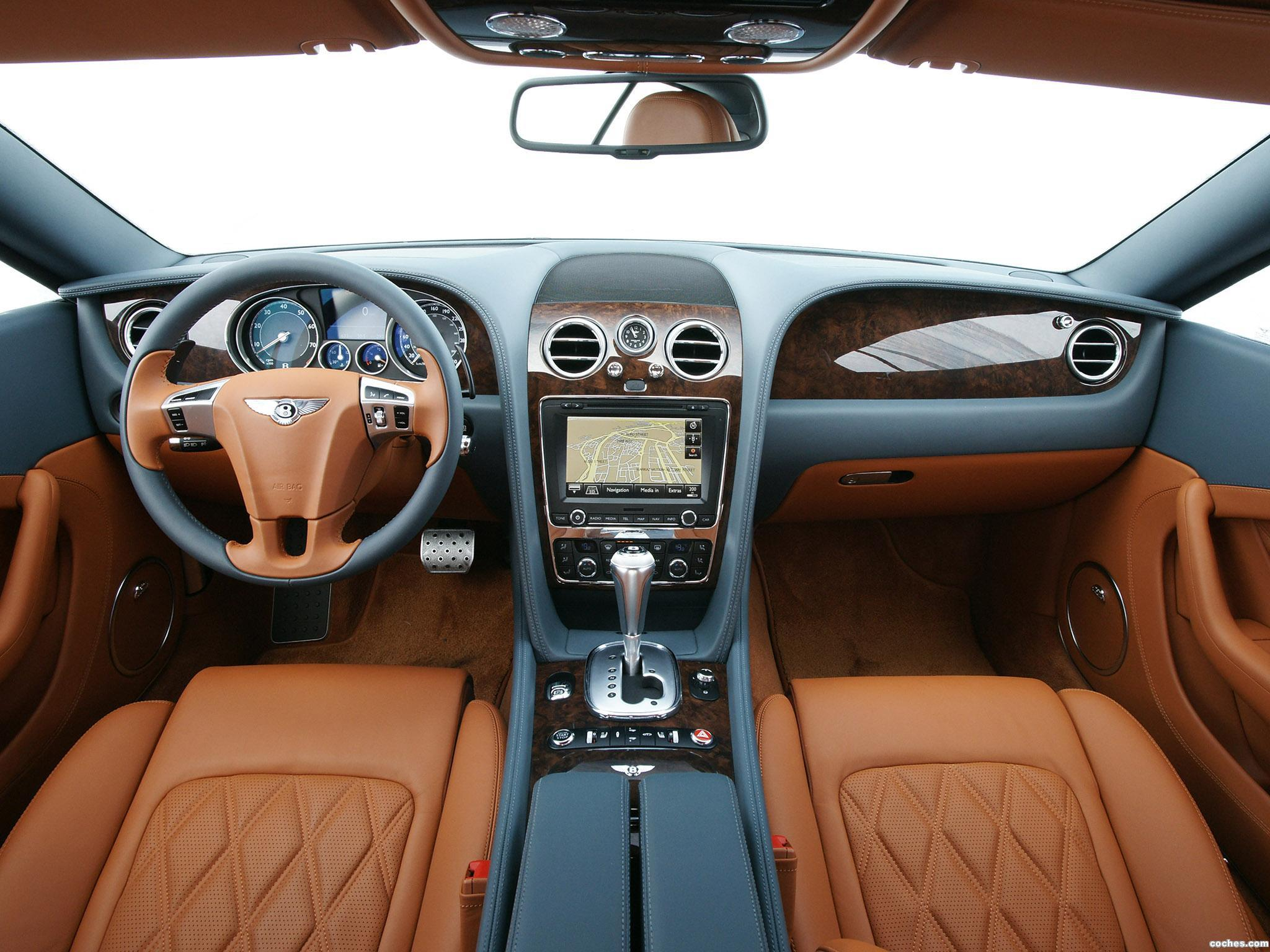Foto 13 de Bentley Continental-GT Thunder 2010