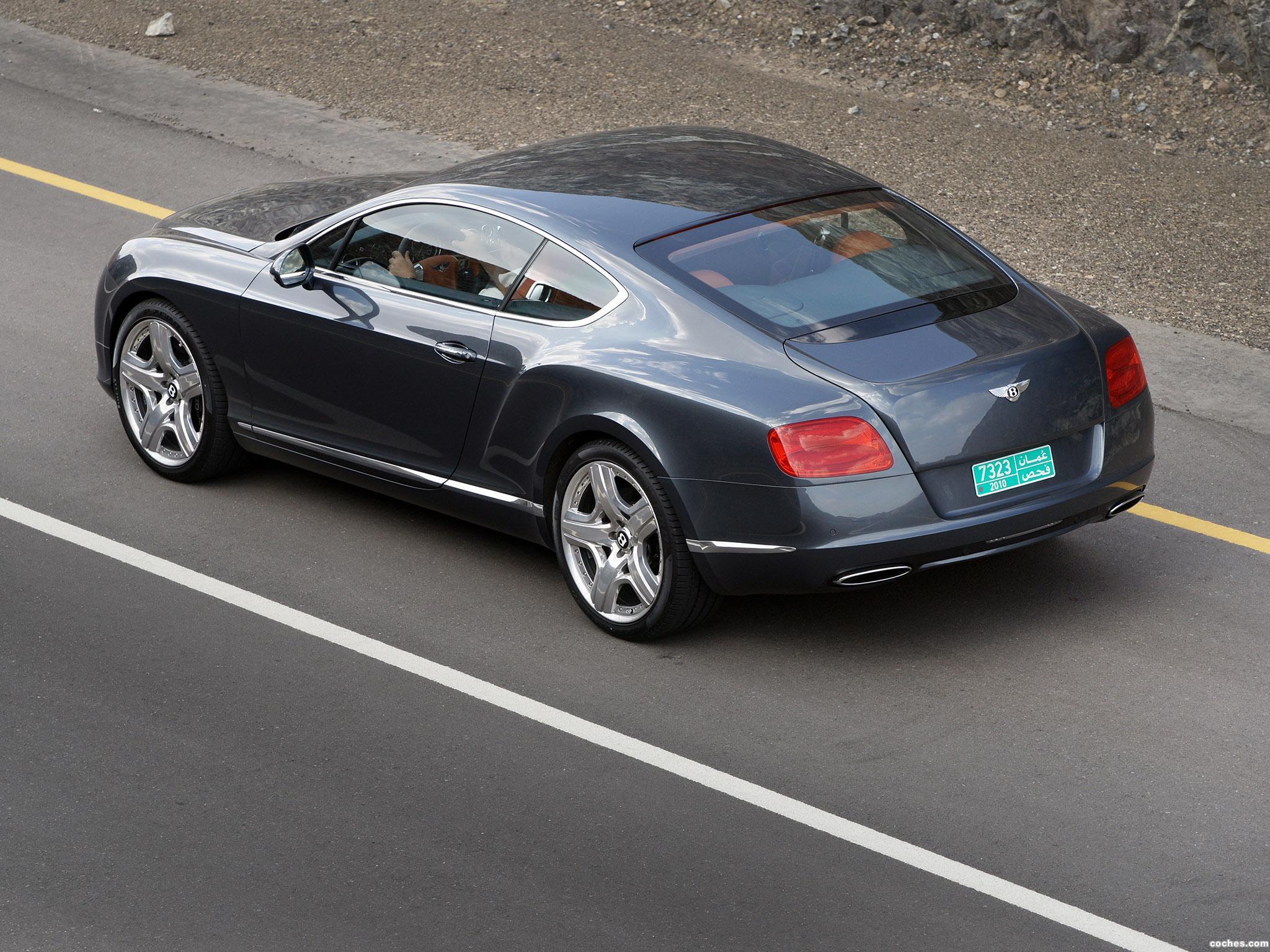Foto 3 de Bentley Continental-GT Thunder 2010