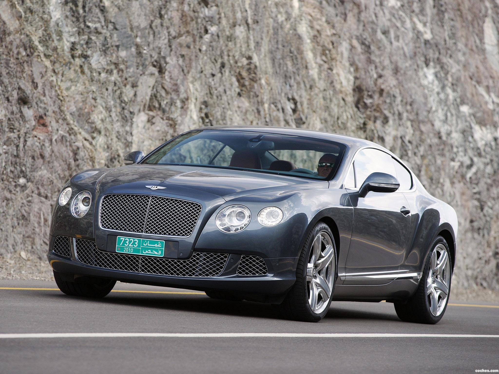Foto 2 de Bentley Continental-GT Thunder 2010