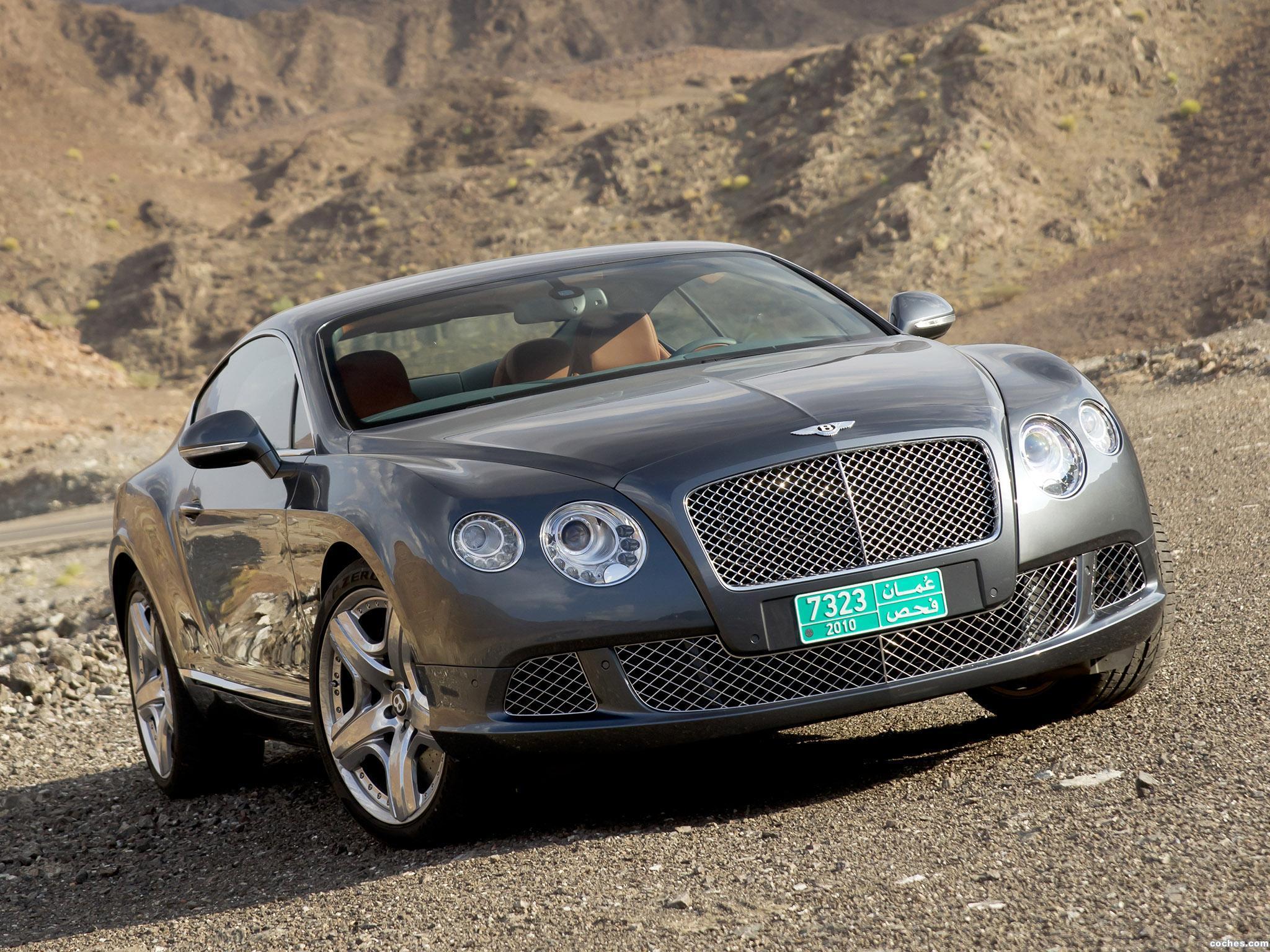 Foto 0 de Bentley Continental-GT Thunder 2010