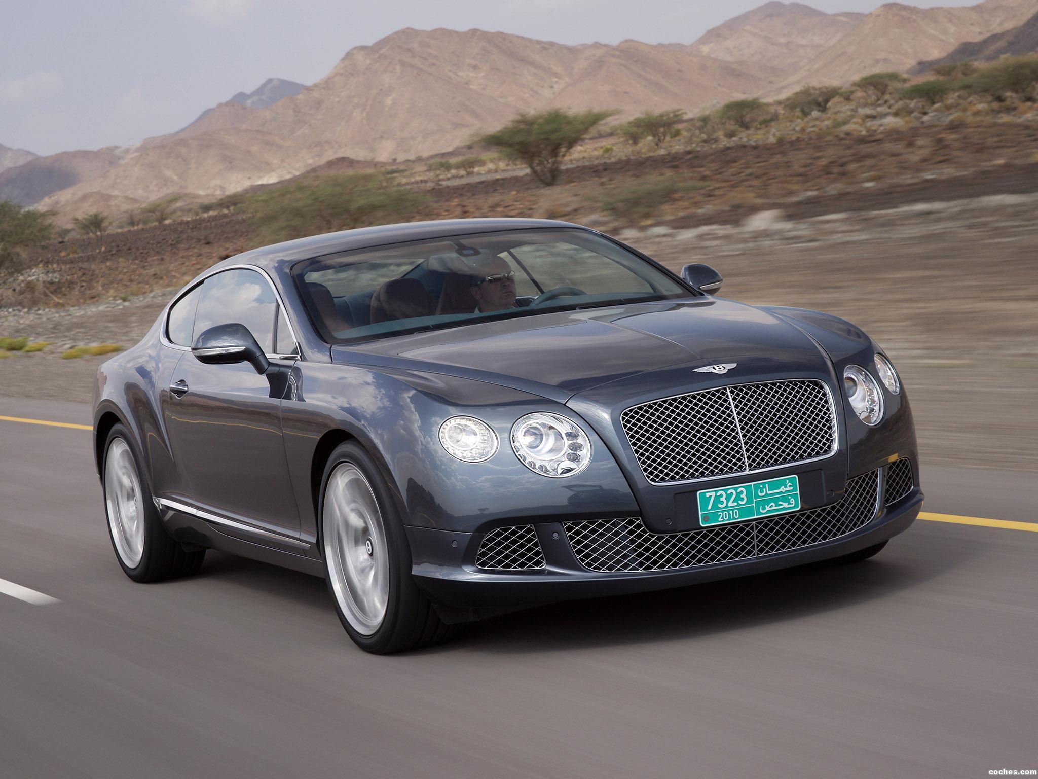 Foto 11 de Bentley Continental-GT Thunder 2010