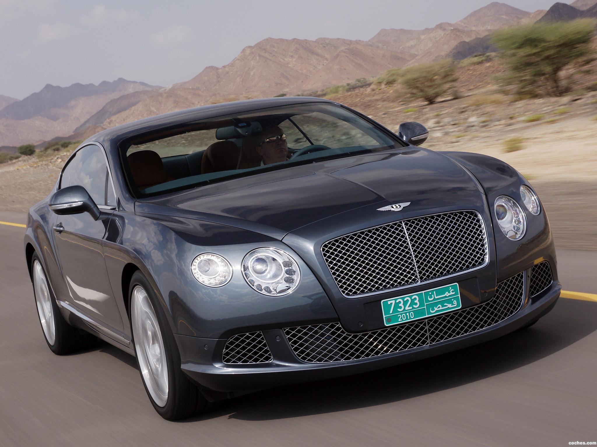 Foto 10 de Bentley Continental-GT Thunder 2010