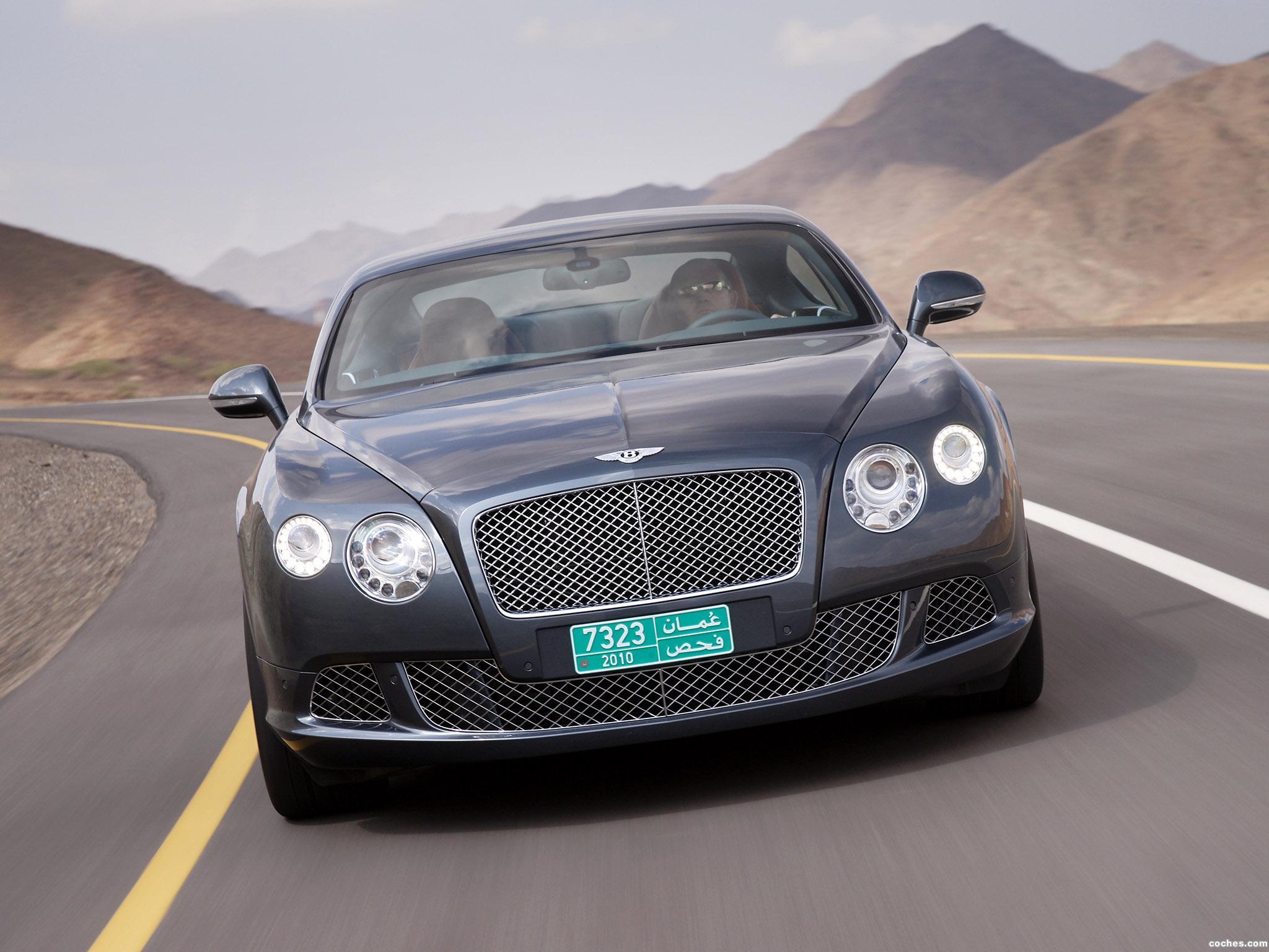 Foto 9 de Bentley Continental-GT Thunder 2010