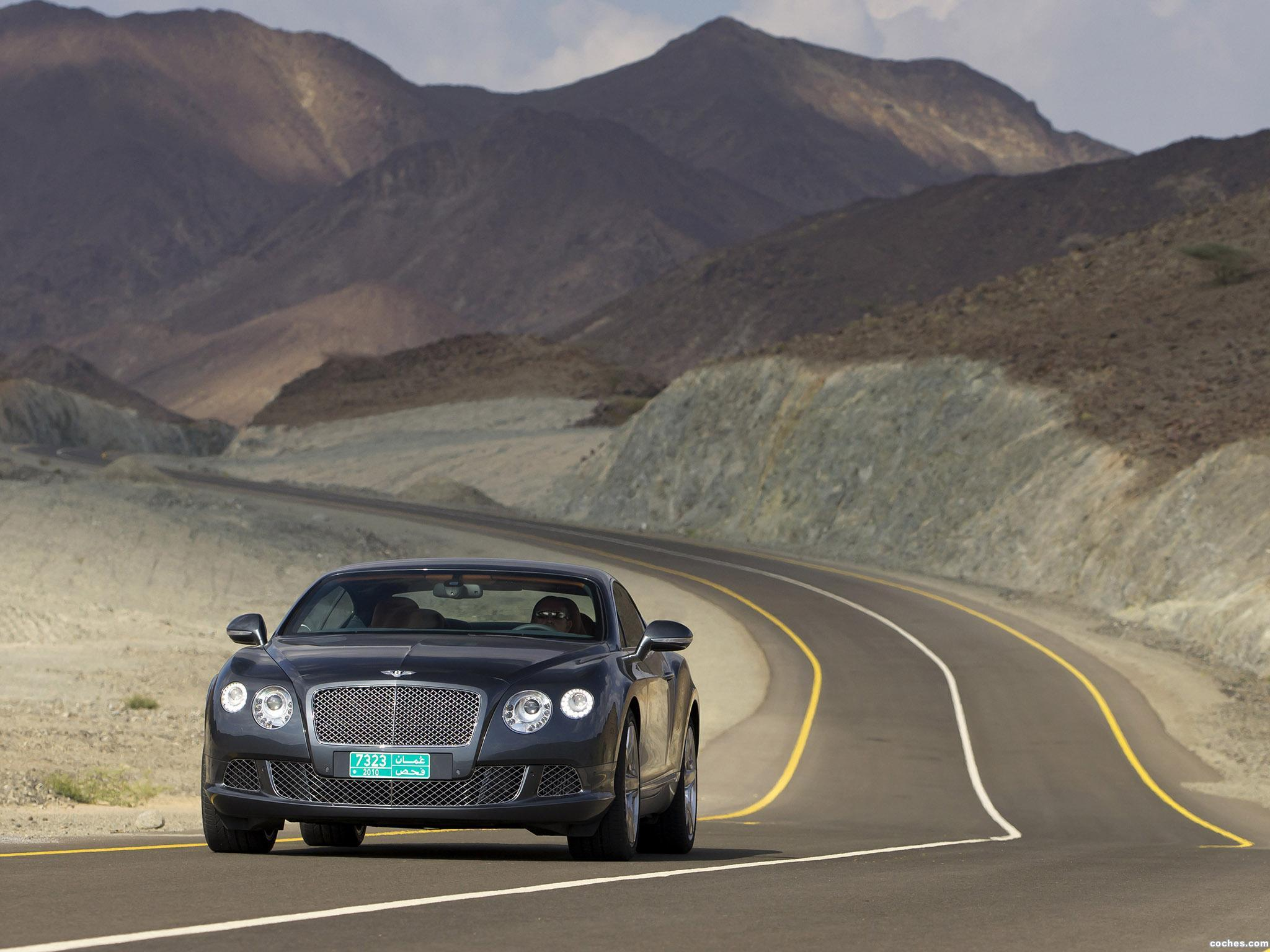 Foto 5 de Bentley Continental-GT Thunder 2010