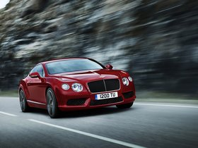 Ver foto 26 de Bentley Continental GT V8 2012