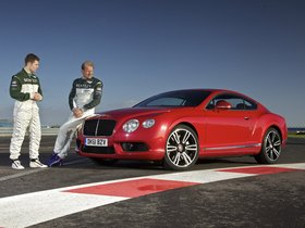 Ver foto 19 de Bentley Continental GT V8 2012