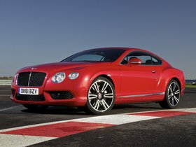 Ver foto 18 de Bentley Continental GT V8 2012