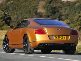 Ver foto 14 de Bentley Continental GT V8 2012