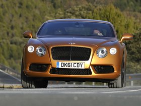 Ver foto 12 de Bentley Continental GT V8 2012