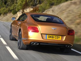 Ver foto 10 de Bentley Continental GT V8 2012