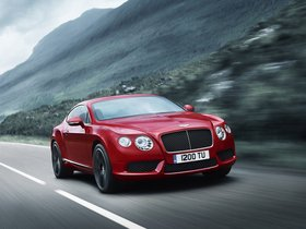 Fotos de Bentley Continental GT V8 2012