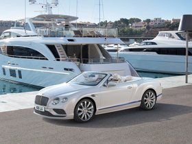 Fotos de Bentley Continental GT V8 Convertible Galene Edition by Mulliner 2017