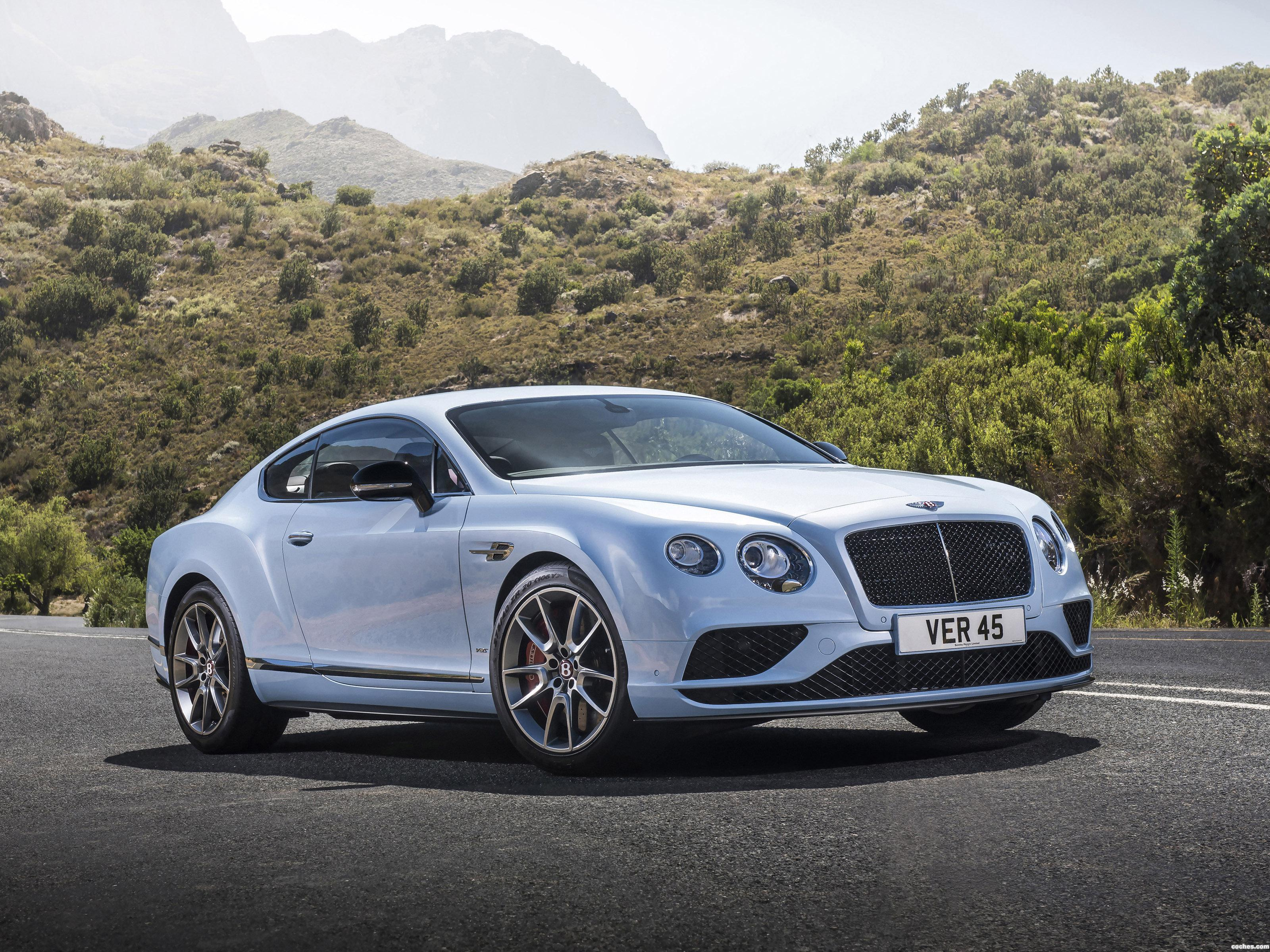 Foto 0 de Bentley Continental GT V8 S 2015