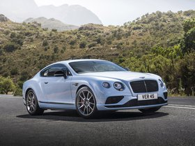 Fotos de Bentley Continental GT V8 S 2015