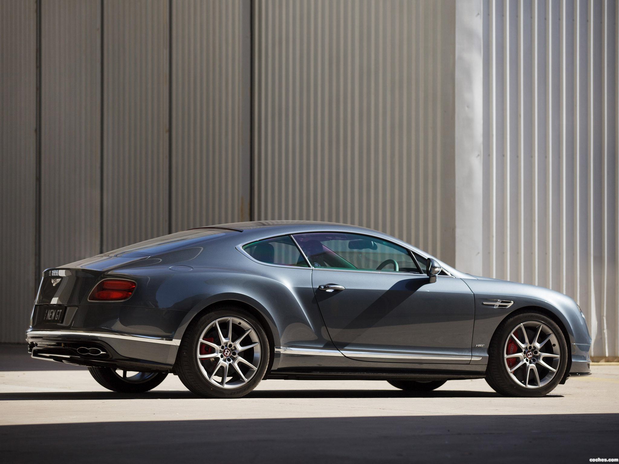Foto 19 de Bentley Continental GT V8 S Australia 2016