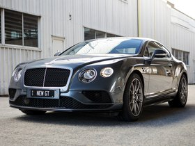 Fotos de Bentley Continental GT V8 S Australia 2016