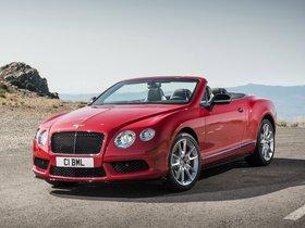 Ver foto 8 de Bentley Continental GT V8 S Convertible 2013