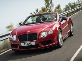 Ver foto 7 de Bentley Continental GT V8 S Convertible 2013