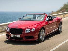 Ver foto 6 de Bentley Continental GT V8 S Convertible 2013