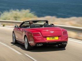 Ver foto 5 de Bentley Continental GT V8 S Convertible 2013