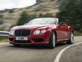 Ver foto 3 de Bentley Continental GT V8 S Convertible 2013