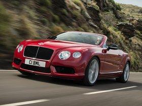 Ver foto 2 de Bentley Continental GT V8 S Convertible 2013