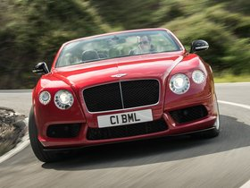 Fotos de Bentley Continental GT V8 S Convertible 2013