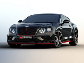 Fotos de Bentley Continental GT V8 S Monster by Mulliner 2015