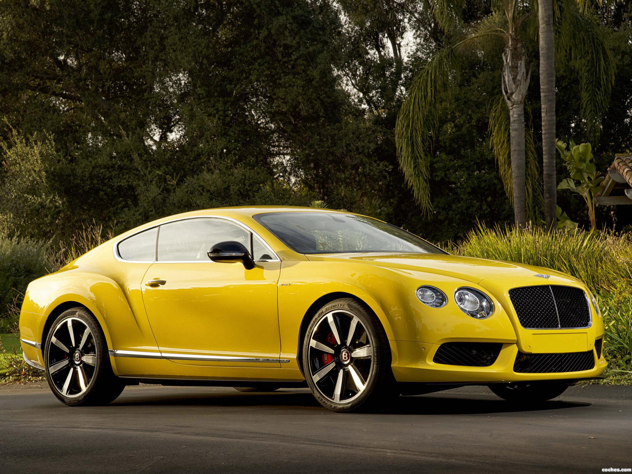 Foto 0 de Bentley Continental GT V8 S 2013