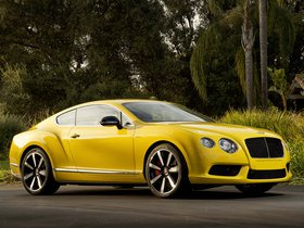 Fotos de Bentley Continental GT V8 S 2013