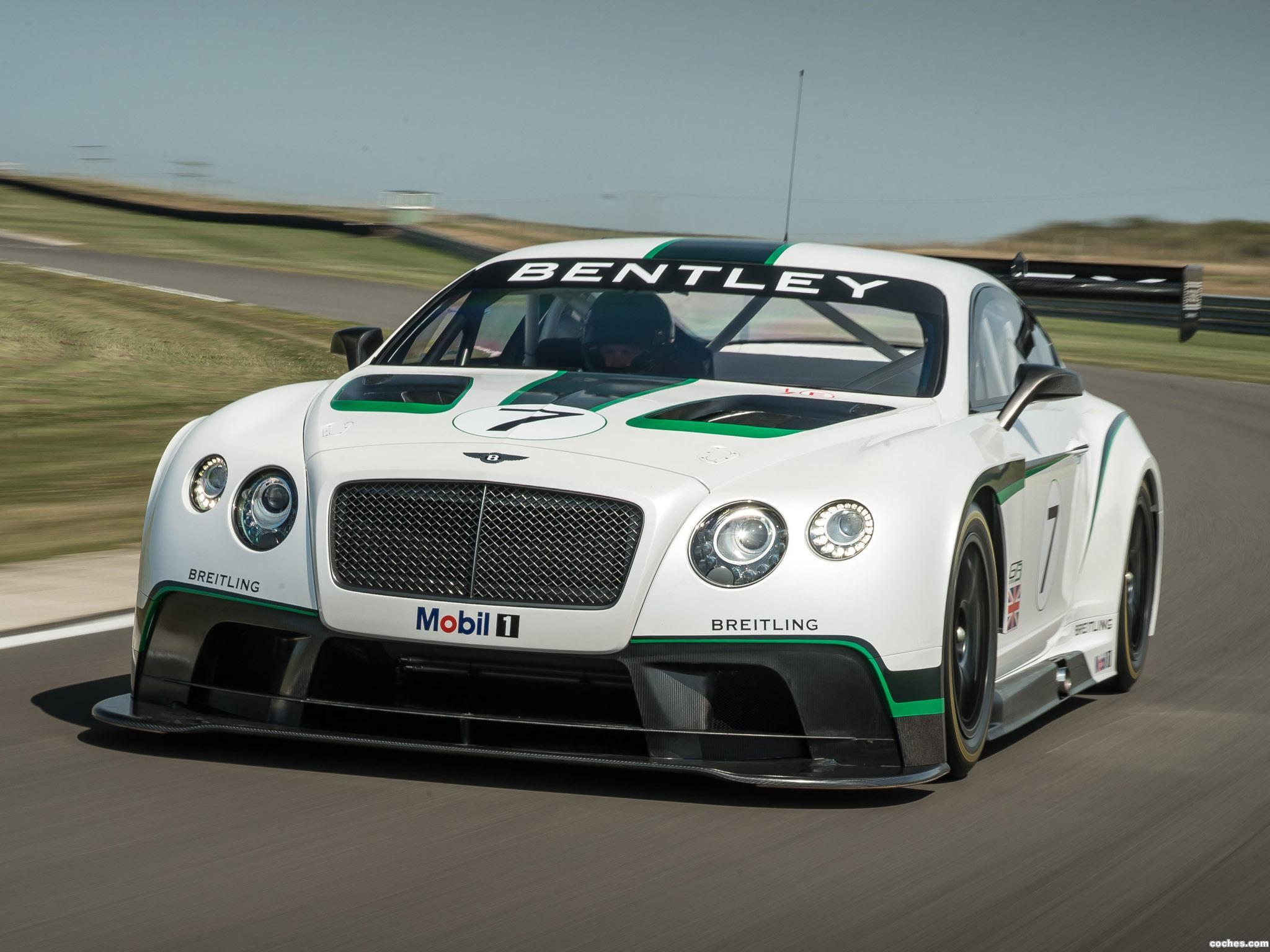 Foto 0 de Bentley Continental GT3 2013