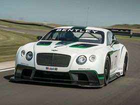 Fotos de Bentley Continental GT3 2013