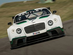 Ver foto 2 de Bentley Continental GT3 2013