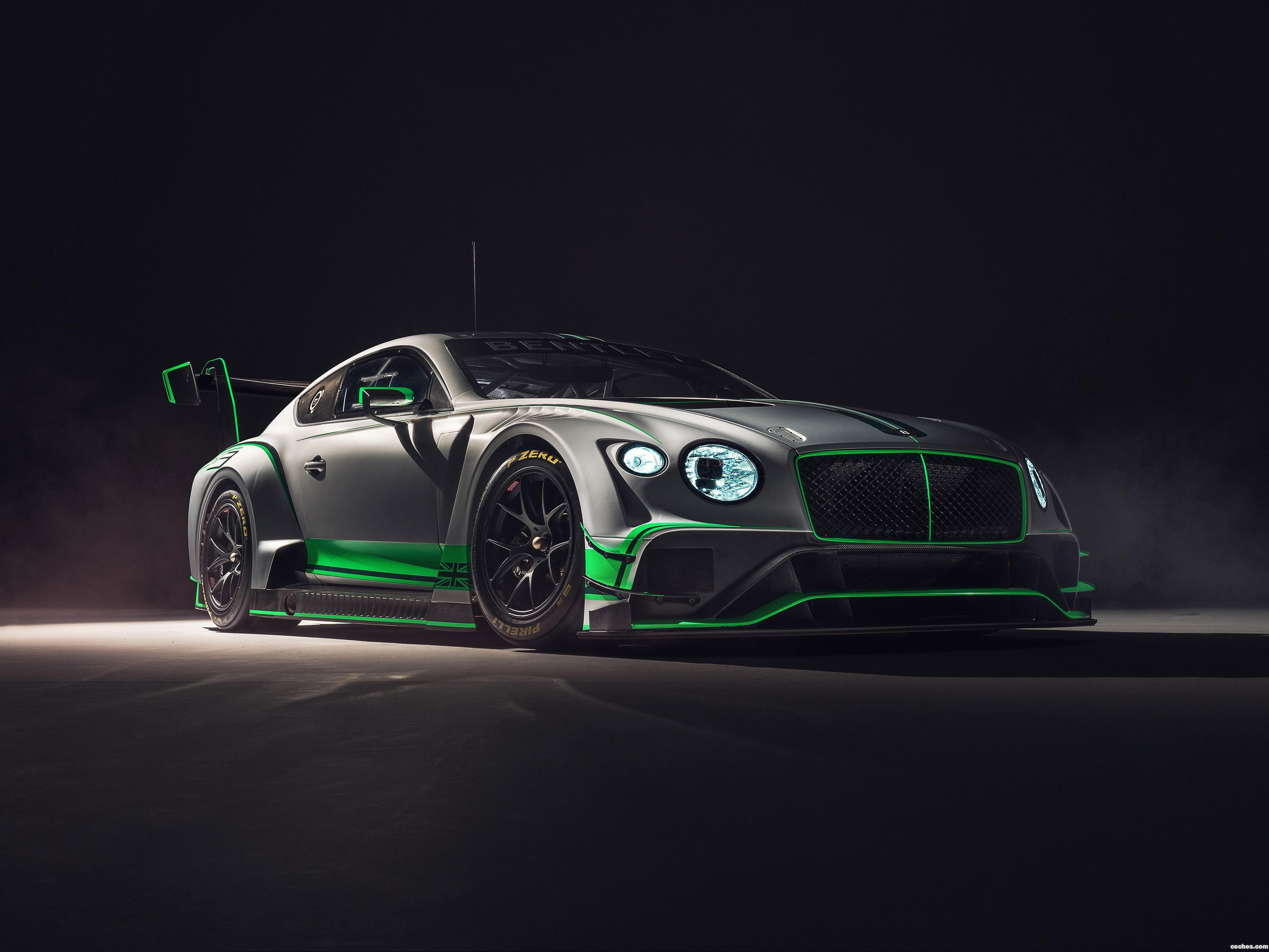 Foto 0 de Bentley Continental GT3 2018