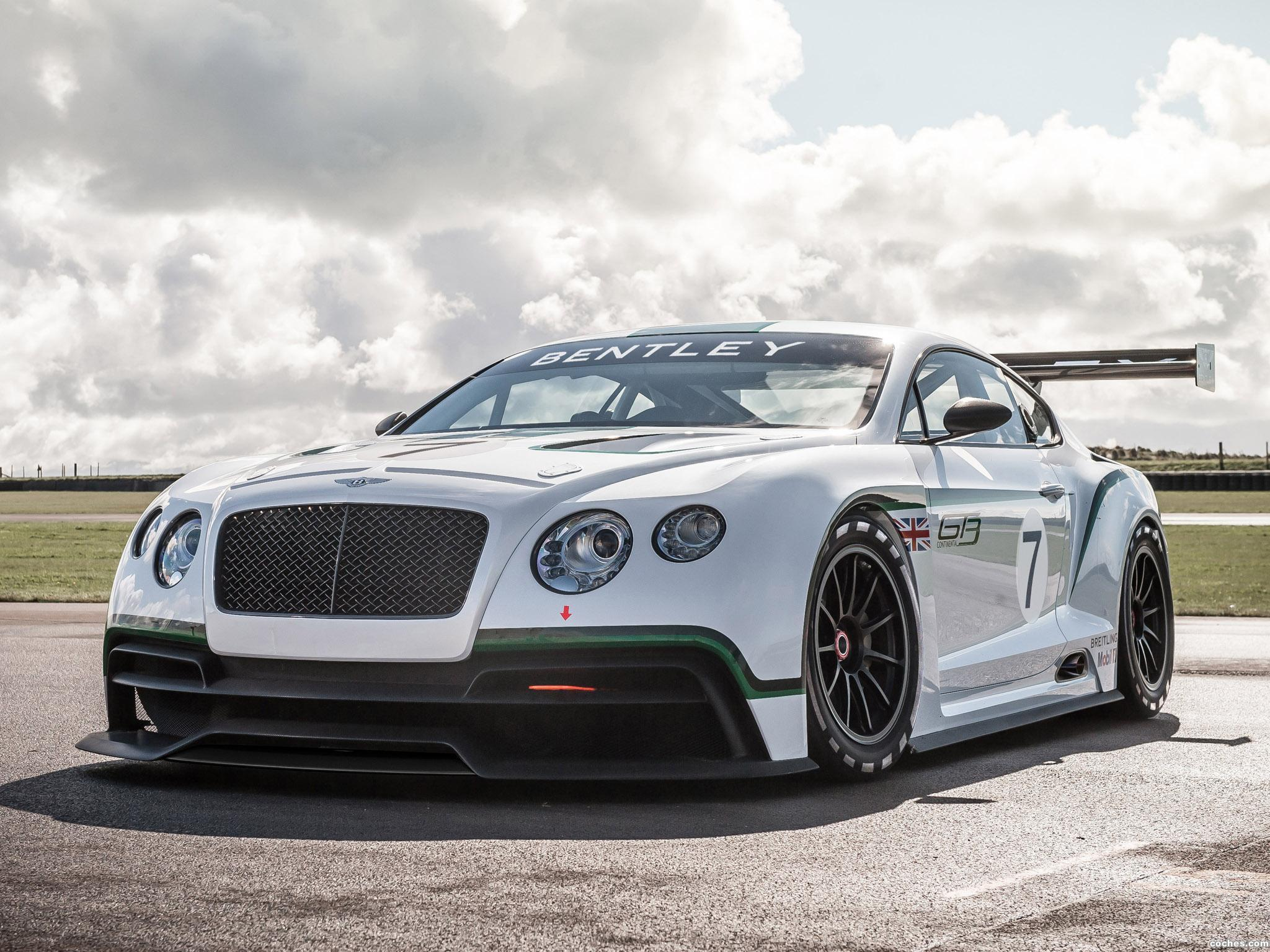 Foto 0 de Bentley Continental GT3 Concept 2012