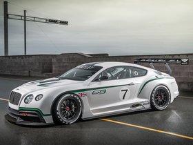 Ver foto 3 de Bentley Continental GT3 Concept 2012