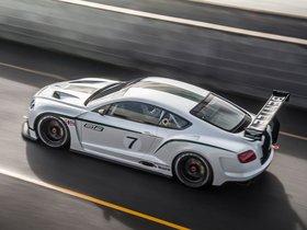 Ver foto 2 de Bentley Continental GT3 Concept 2012