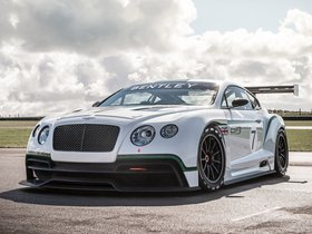 Fotos de Bentley Continental GT3 Concept 2012