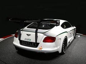 Ver foto 7 de Bentley Continental GT3 Concept 2012