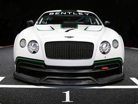 Ver foto 5 de Bentley Continental GT3 Concept 2012