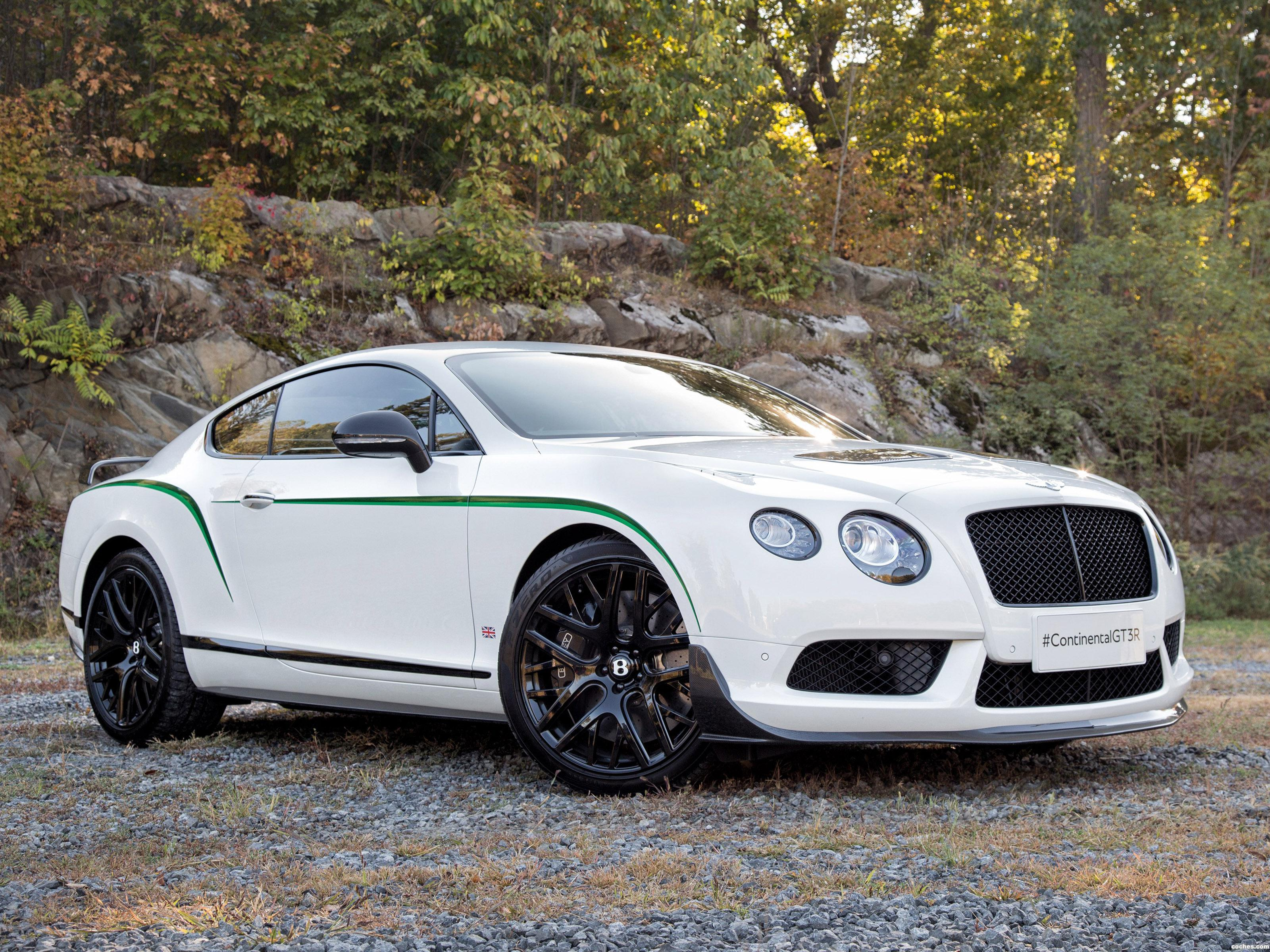 Foto 0 de Bentley Continental GT3-R 2014