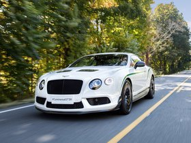 Ver foto 3 de Bentley Continental GT3-R 2014