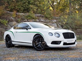 Ver foto 1 de Bentley Continental GT3-R 2014